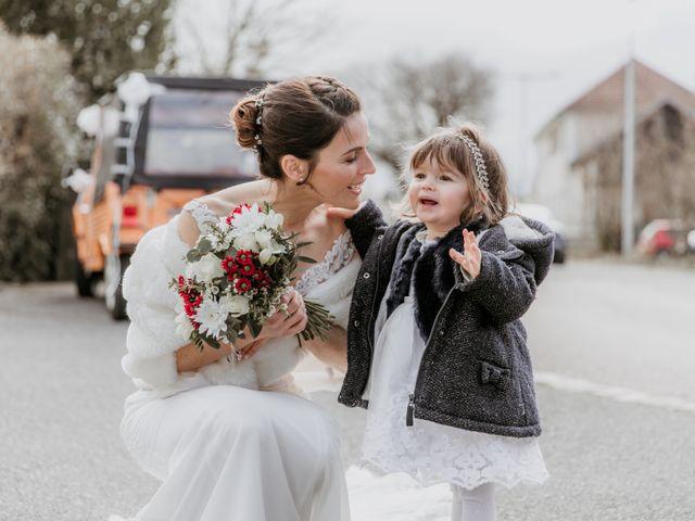 Le mariage de Thibaut et Emilie à La Clusaz, Haute-Savoie 13