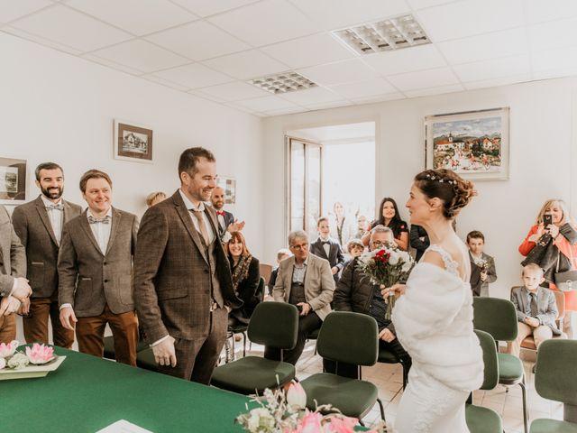 Le mariage de Thibaut et Emilie à La Clusaz, Haute-Savoie 15