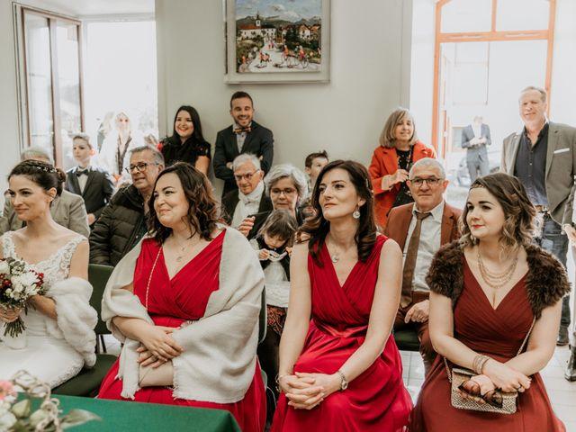 Le mariage de Thibaut et Emilie à La Clusaz, Haute-Savoie 18
