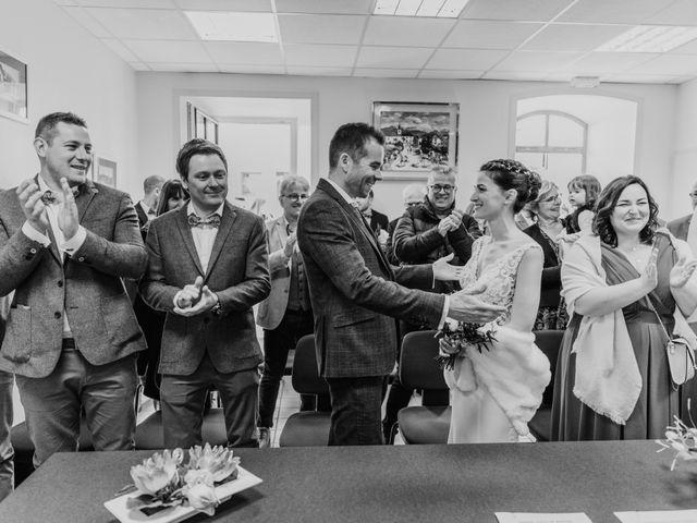 Le mariage de Thibaut et Emilie à La Clusaz, Haute-Savoie 19