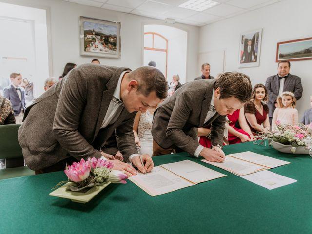 Le mariage de Thibaut et Emilie à La Clusaz, Haute-Savoie 21