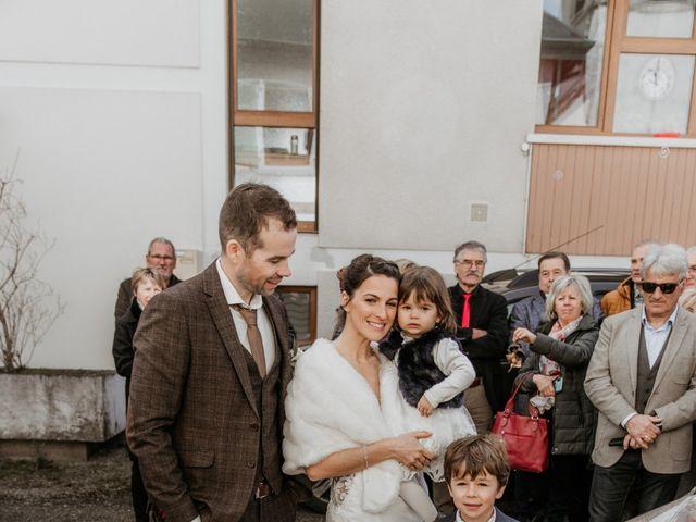 Le mariage de Thibaut et Emilie à La Clusaz, Haute-Savoie 25