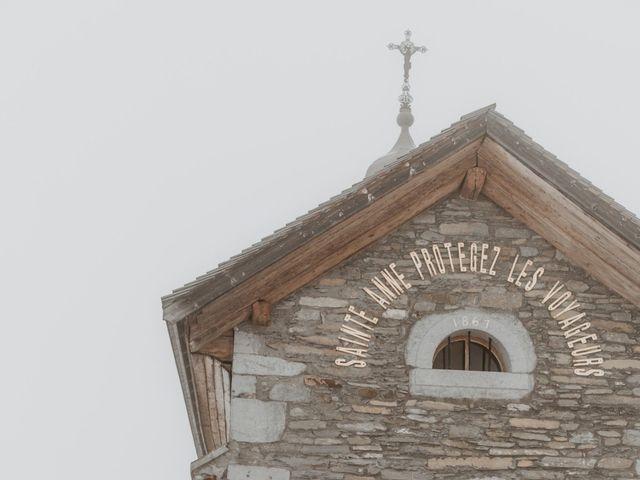 Le mariage de Thibaut et Emilie à La Clusaz, Haute-Savoie 26