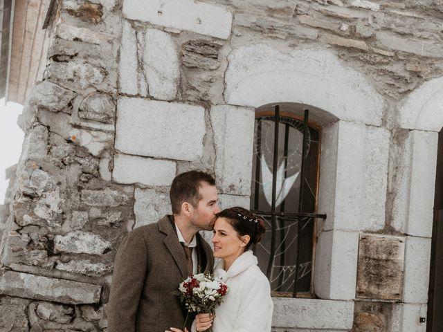 Le mariage de Thibaut et Emilie à La Clusaz, Haute-Savoie 27