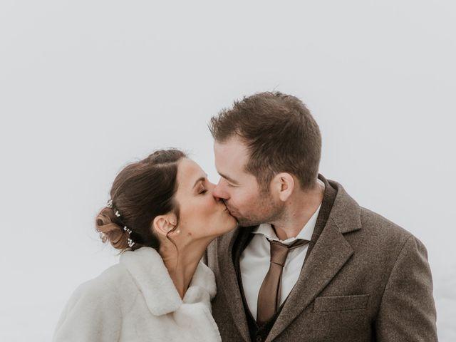 Le mariage de Thibaut et Emilie à La Clusaz, Haute-Savoie 28