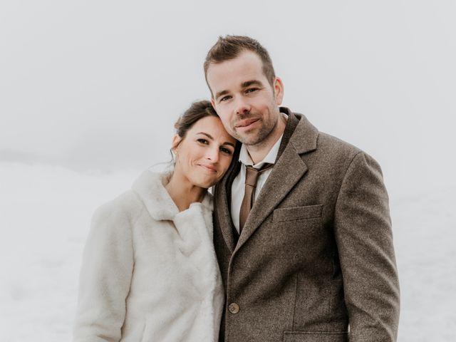 Le mariage de Thibaut et Emilie à La Clusaz, Haute-Savoie 29