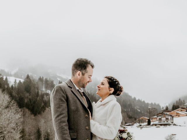 Le mariage de Thibaut et Emilie à La Clusaz, Haute-Savoie 30