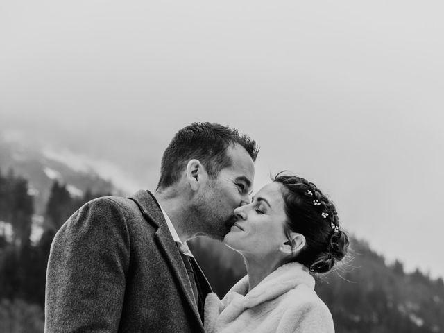 Le mariage de Thibaut et Emilie à La Clusaz, Haute-Savoie 31