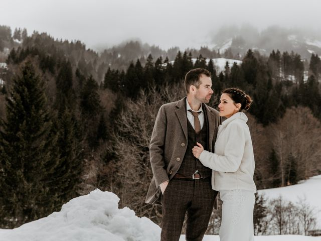 Le mariage de Thibaut et Emilie à La Clusaz, Haute-Savoie 33