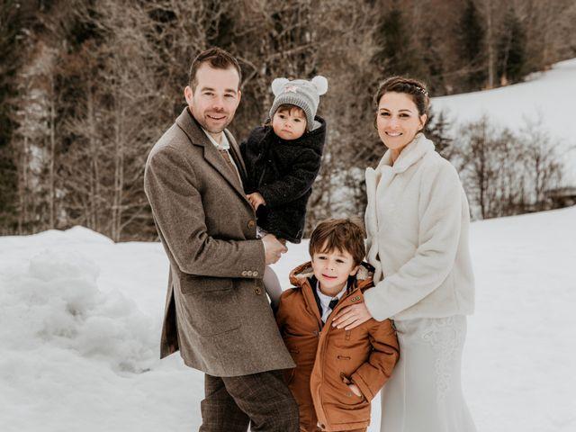 Le mariage de Thibaut et Emilie à La Clusaz, Haute-Savoie 34
