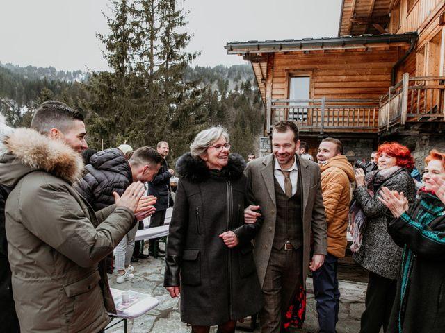 Le mariage de Thibaut et Emilie à La Clusaz, Haute-Savoie 37