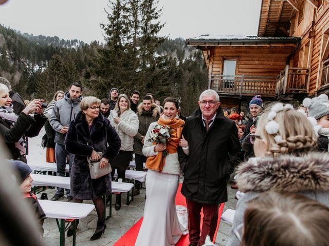 Le mariage de Thibaut et Emilie à La Clusaz, Haute-Savoie 38
