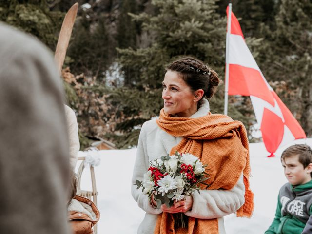Le mariage de Thibaut et Emilie à La Clusaz, Haute-Savoie 39