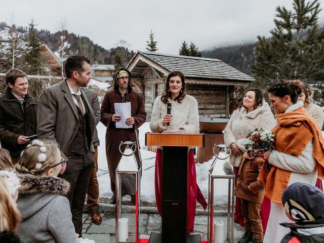 Le mariage de Thibaut et Emilie à La Clusaz, Haute-Savoie 40