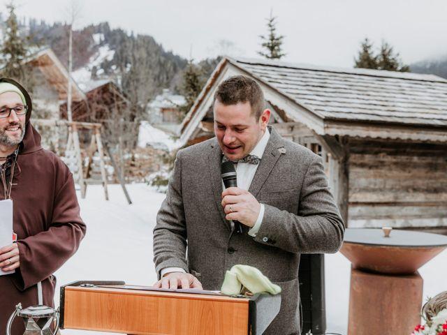 Le mariage de Thibaut et Emilie à La Clusaz, Haute-Savoie 41