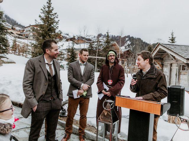 Le mariage de Thibaut et Emilie à La Clusaz, Haute-Savoie 42