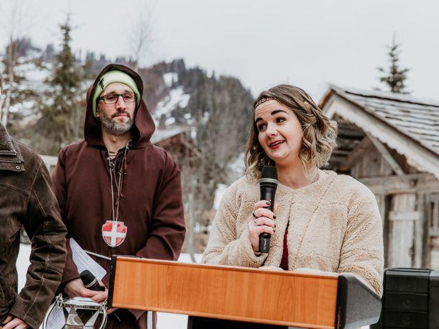 Le mariage de Thibaut et Emilie à La Clusaz, Haute-Savoie 43