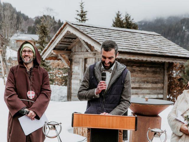 Le mariage de Thibaut et Emilie à La Clusaz, Haute-Savoie 44