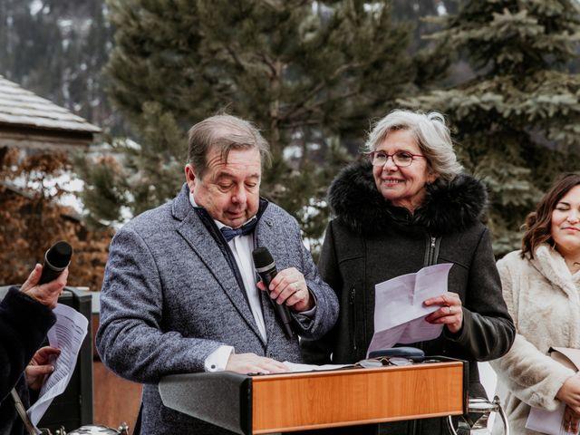 Le mariage de Thibaut et Emilie à La Clusaz, Haute-Savoie 46