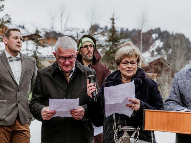 Le mariage de Thibaut et Emilie à La Clusaz, Haute-Savoie 47