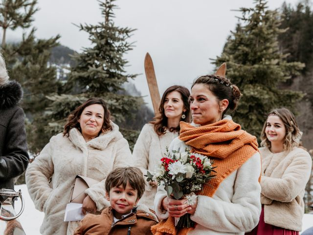 Le mariage de Thibaut et Emilie à La Clusaz, Haute-Savoie 49