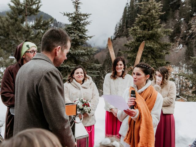 Le mariage de Thibaut et Emilie à La Clusaz, Haute-Savoie 51