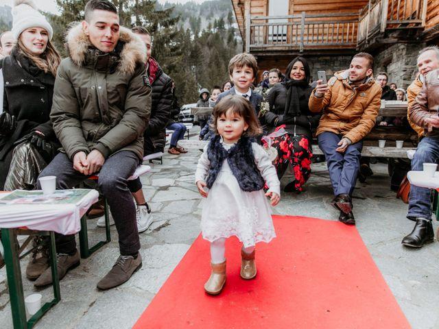 Le mariage de Thibaut et Emilie à La Clusaz, Haute-Savoie 54