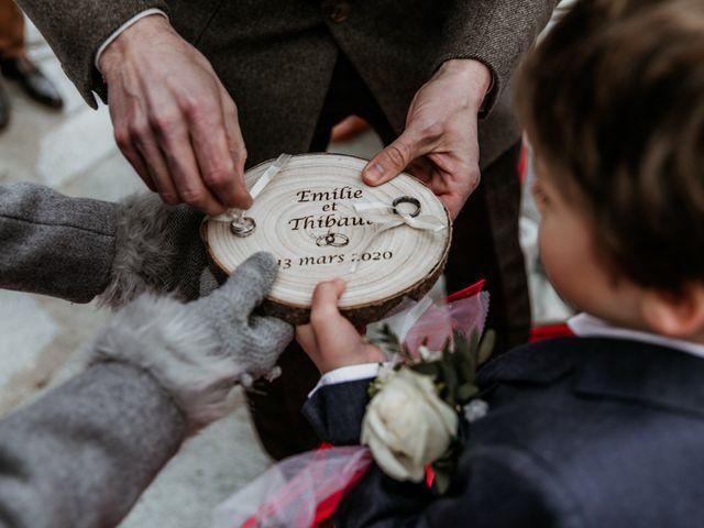 Le mariage de Thibaut et Emilie à La Clusaz, Haute-Savoie 55