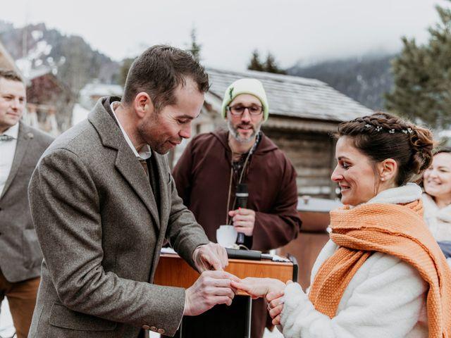 Le mariage de Thibaut et Emilie à La Clusaz, Haute-Savoie 56