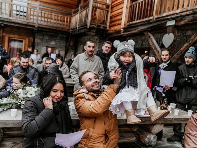 Le mariage de Thibaut et Emilie à La Clusaz, Haute-Savoie 59