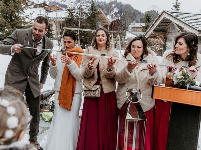 Le mariage de Thibaut et Emilie à La Clusaz, Haute-Savoie 60