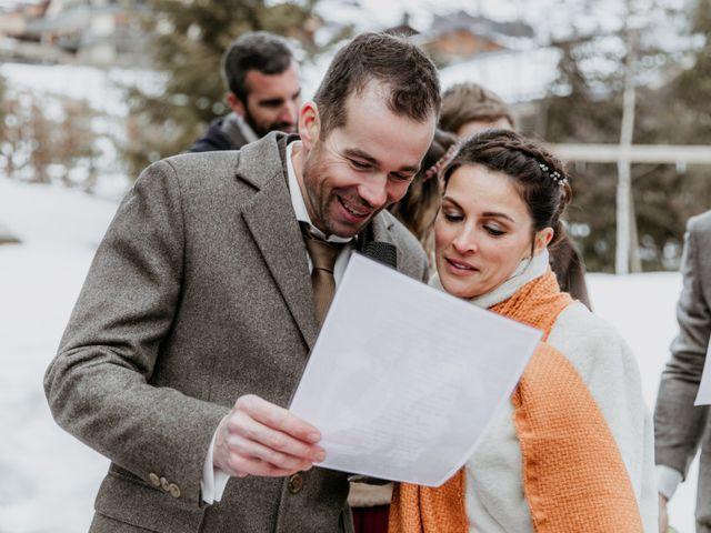 Le mariage de Thibaut et Emilie à La Clusaz, Haute-Savoie 61