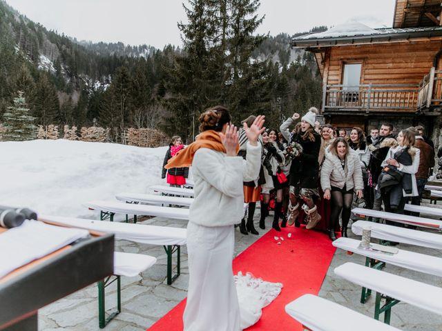 Le mariage de Thibaut et Emilie à La Clusaz, Haute-Savoie 62