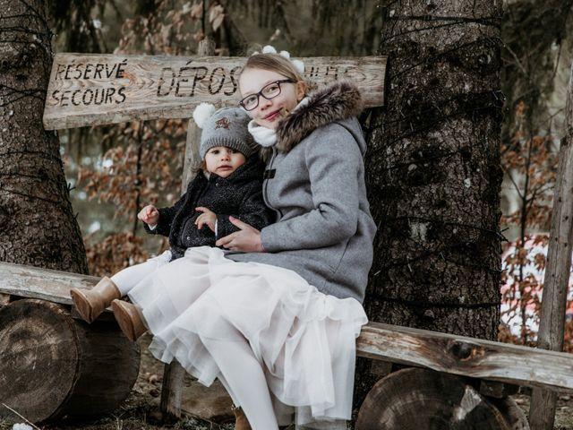 Le mariage de Thibaut et Emilie à La Clusaz, Haute-Savoie 68