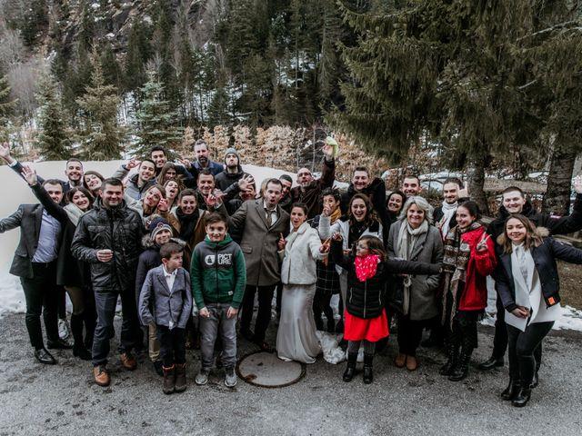 Le mariage de Thibaut et Emilie à La Clusaz, Haute-Savoie 69
