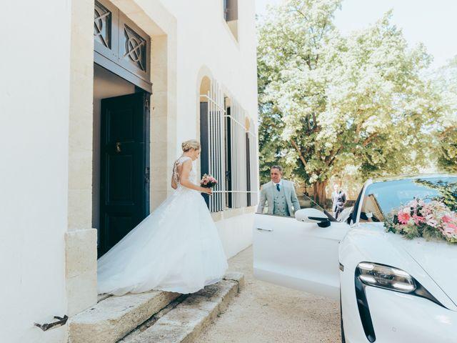 Le mariage de Jonathan et Pauline à Marsillargues, Hérault 17