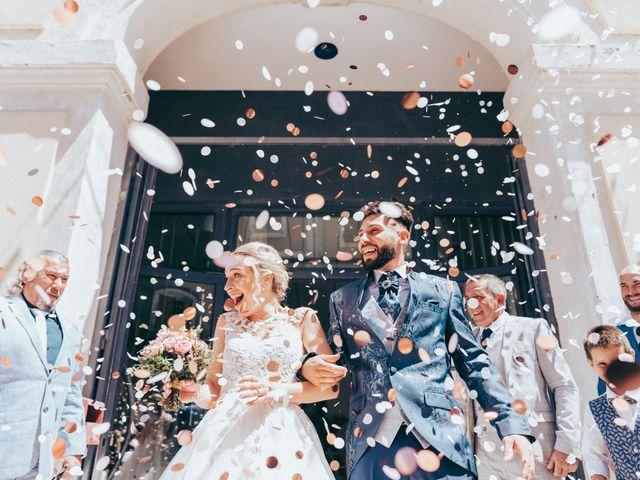 Le mariage de Jonathan et Pauline à Marsillargues, Hérault 1