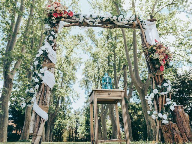 Le mariage de Jonathan et Pauline à Marsillargues, Hérault 18