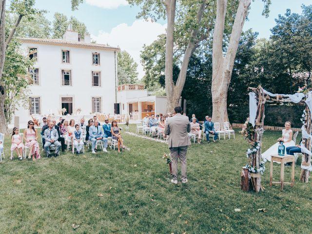 Le mariage de Jonathan et Pauline à Marsillargues, Hérault 19