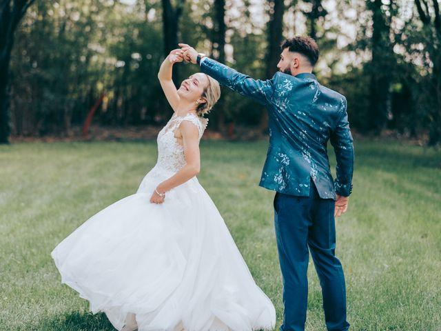 Le mariage de Jonathan et Pauline à Marsillargues, Hérault 27