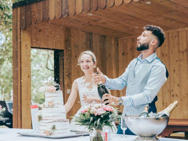 Le mariage de Jonathan et Pauline à Marsillargues, Hérault 31