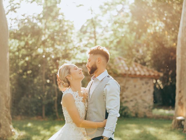 Le mariage de Jonathan et Pauline à Marsillargues, Hérault 2