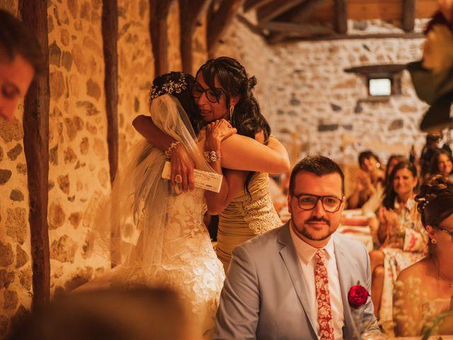 Le mariage de Geoffrey et Anne-Charlotte à Annonay, Ardèche 37