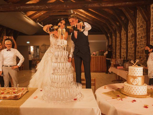 Le mariage de Geoffrey et Anne-Charlotte à Annonay, Ardèche 46