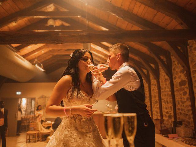 Le mariage de Geoffrey et Anne-Charlotte à Annonay, Ardèche 47