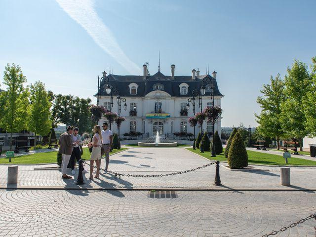 Le mariage de Valentin et Alexandra à Athis-Mons, Essonne 1