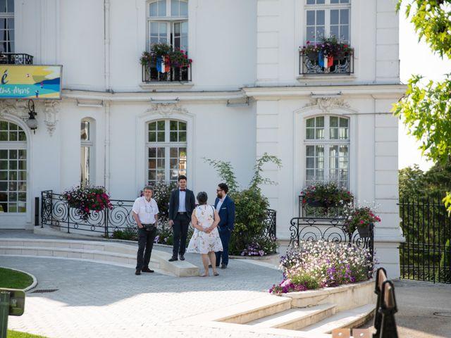 Le mariage de Valentin et Alexandra à Athis-Mons, Essonne 2