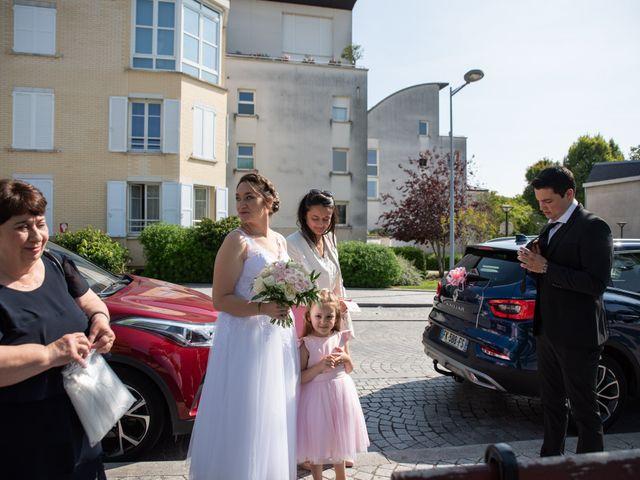 Le mariage de Valentin et Alexandra à Athis-Mons, Essonne 9