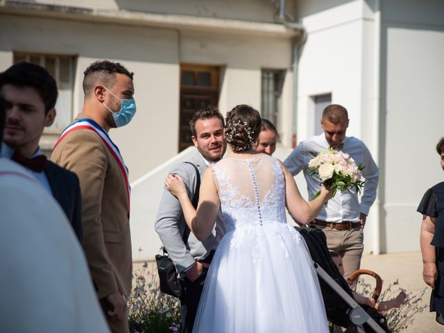 Le mariage de Valentin et Alexandra à Athis-Mons, Essonne 14