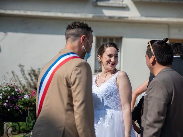 Le mariage de Valentin et Alexandra à Athis-Mons, Essonne 15